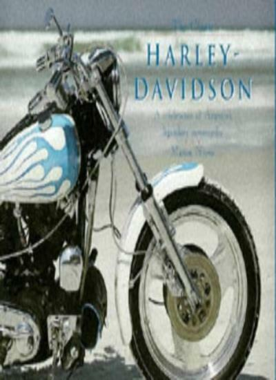 The Classic Harley-Davidson By Martin Norris
