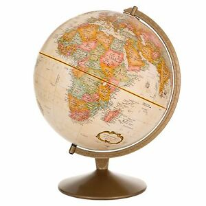 Franklin desktop globe world globe political map geography home image is loading franklin desktop globe world globe political map geography gumiabroncs Image collections