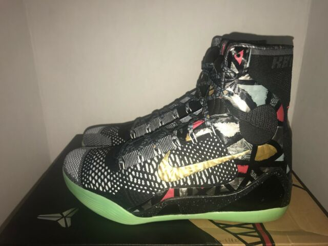 san francisco c038d 06641 Nike Kobe 9 High Elite