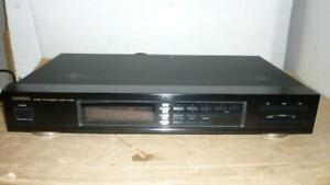 Aiwa-XT-003-Stereo-Synthesizer-Tuner-Full-Working-Order-Superb-Sound