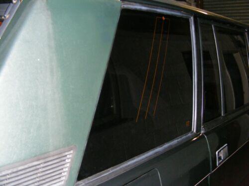 Range Rover Classic 3.9 /& 4.2 cuarto trasero 4 Puertas Sello blandos y duros Dash Par