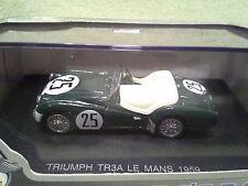 Triumph TR3A Le Mans 1959 Jopp/Stoop Eagle Collectables Universal Hobbies