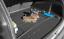 Kofferraummatte Einlage passend für Renault Clio IV Grandtour oben TM400832