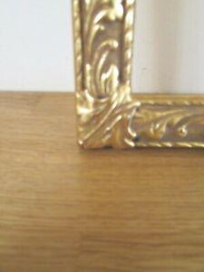 Florentine-Gilt-frame-Vintage-Antique-style-Gilded-Hand-Carved-Gold-Leaf-Italian