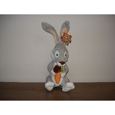 Talking soft toy Rabbit 22 cm from cartoon Masha and the Bear (Маша и медведь)