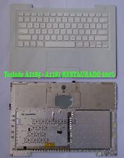 Teclado original Topcase Macbook A1181 Blanco US ENVIO URGENTE 24H