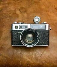 Yashica Electro 35 GSN 35mm Rangefinder Film Camera Color-Yashinon DX 45mm Lens