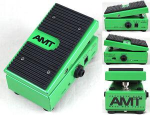 AMT-Electronics-Guitar-FX-Pedal-WH-1B-JAPANESE-GIRL-BASS-Wah-Wah-Bass-WH1B