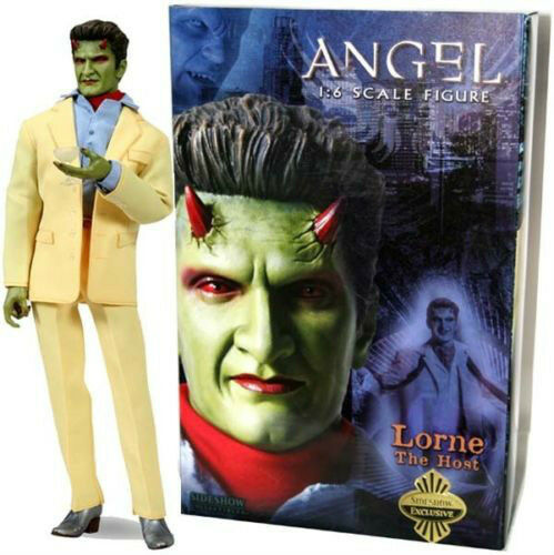 ... 12  buffy the vampire slayer engel gelben anzug lorne figur... new in box