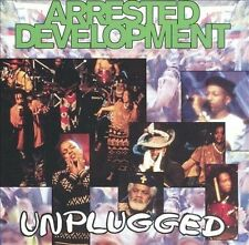 Audio CD Unplugged - Arrested Development - Free Shipping