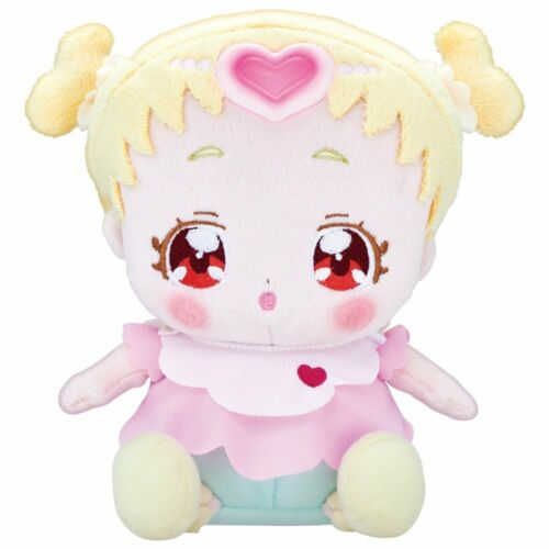 Pretty Cure Hugtan Talking Plush Doll care stuffed Toy Japan NEW Bandai HUG tto
