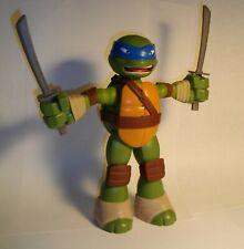 DST Toys Teenage Mutant Ninja Turtles Leonardo 8in Bust Bank TMNT