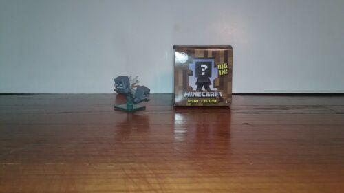 Mattel Minecraft Série 10 bois vexes RARE Mini Figure Loose