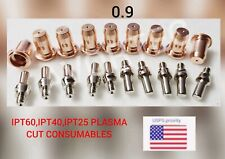 Pt254060 Size12nozzlestips For Ipt60 Plasma Torch Consumables10 Available