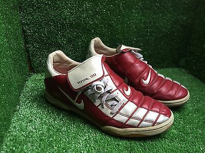 NIKE AIR MAX TOTAL 365 III T90 RED INDOOR TRAINERS SOCCER SHOES 7 8 41 | eBay