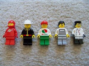 LEGO-Collectible-Minifigures-Rare-Vintage-Minifig-Collection-Vol-1-852331