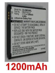 Batterie-1200mAh-Art-EB425161LU-fuer-Samsung-GT-I8190N-Galaxy-S3-Mini