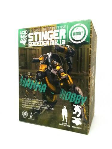 "1a /""2 sets/"" ORITOY MISB 50602 SDCC exclusive ACID RAIN 3.75  Stinger Speeder MK"