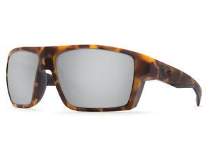 85440bea076c2 NEW Costa Del Mar BLOKE Retro Tortoise   Black   580 Silver Copper ...