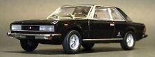 Nice 1/43 Starline Model Fiat 130 Coupe Black Nurnberg Germany