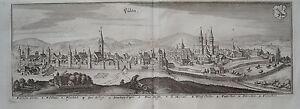 Fulda-Hessen-Bischof-Dom-Merian-Kupferstich-der-Erstausgabe-1646