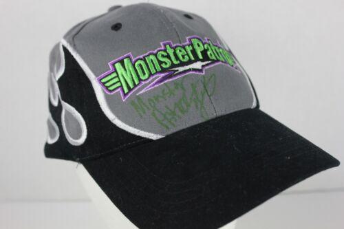 Monster Patrol Monster Truck Baseball Hat Signed A