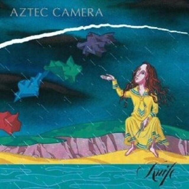 AZTEC CAMERA - KNIFE CD POP 8 TRACKS NEU