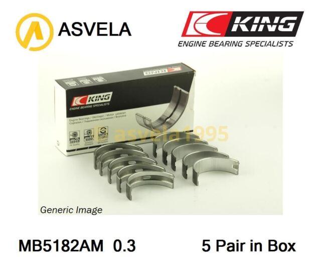 Main Shell Bearings +0.3mm for PEUGEOT,205 I,205 II,305 II,309 I,309 II,405 I