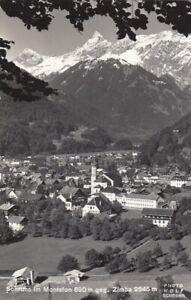 Schruns gegen Zimba, Montafon, Vorarlberg ngl F9537