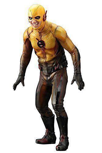 DC Comics The Flash REVERSE FLASH 1//10 PVC Figure KOTOBUKIYA NEW ARTFX