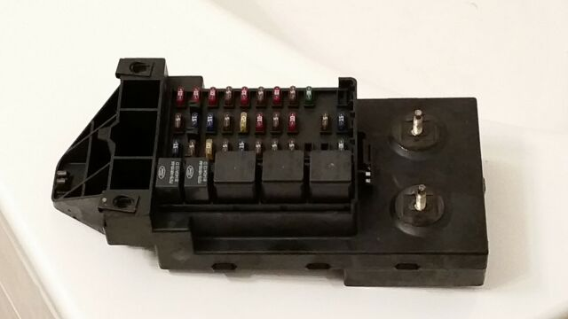 1999 2007 ford super duty f250 f350 left rear panel extended cab 1999 Dodge Caravan Fuse Box 1999 ford f250 f350 super duty diesel fuse box relay panel