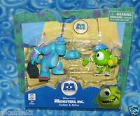Disney Pixar Monsters Inc Action Figures Mike Sulley Next Day Usa Shipping