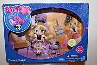 Vtg Littlest Pet Shop Blythe Doll Fabulously Purple Spider B3 1619 Rare