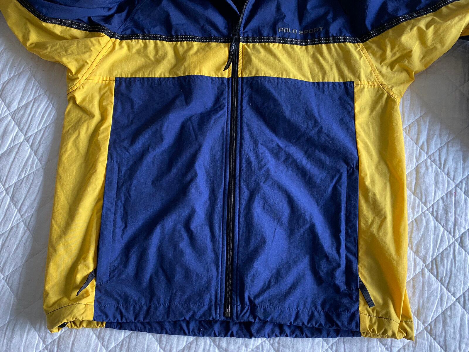Polo Sport Ralph Lauren INSANE Windbreaker Jacket… - image 7