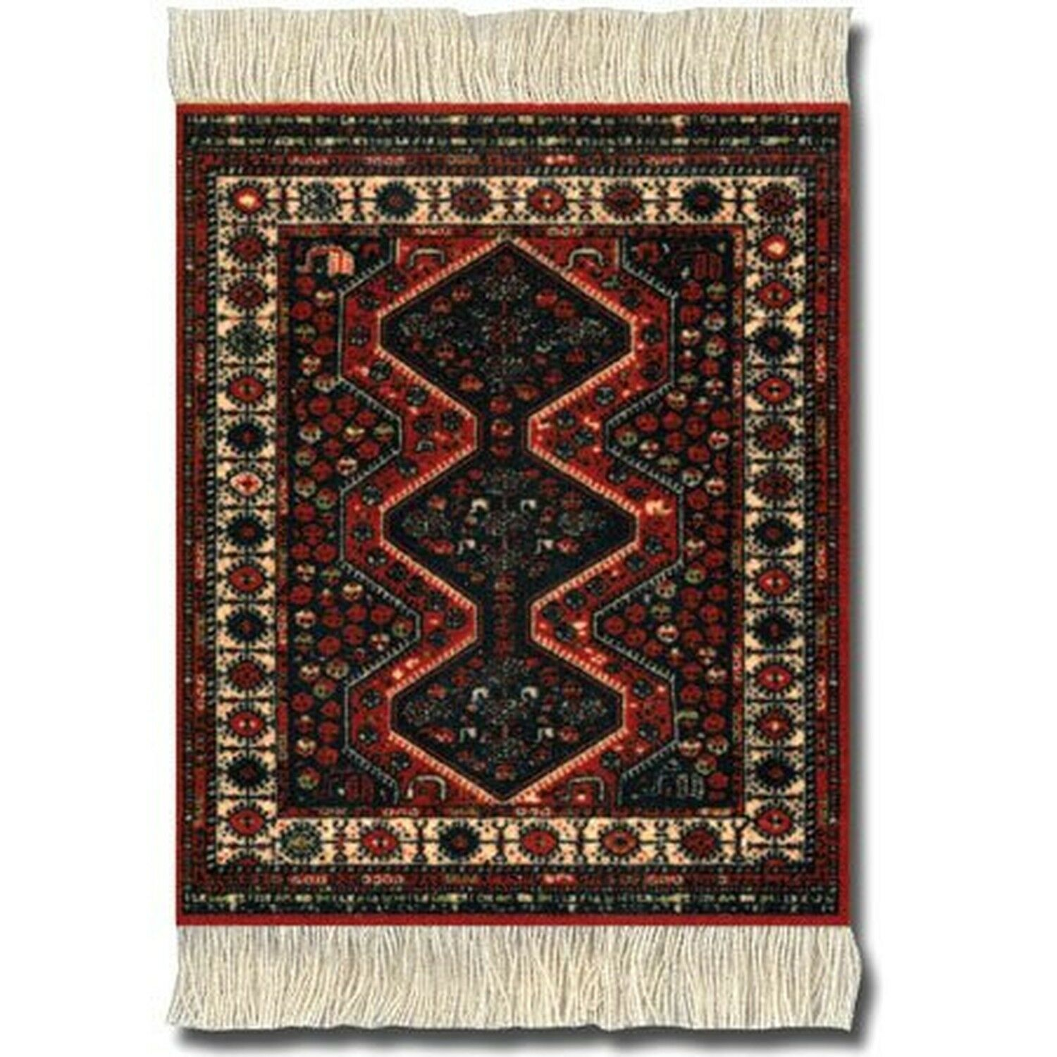 MouseRug L-MSF-C Coaster Rugs  Asian Collection Coaster Rug Set of 4 - Freud ...