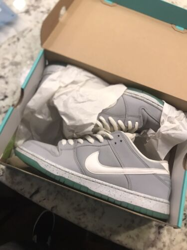 Nike Sb Dunk Low Marty McFly Size 11.5 Pre-Owned C