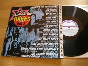 LP Various Star Oldies Vol.2 Jet Harris Tom Jones  Vinyl DECCA 6.25723 LF