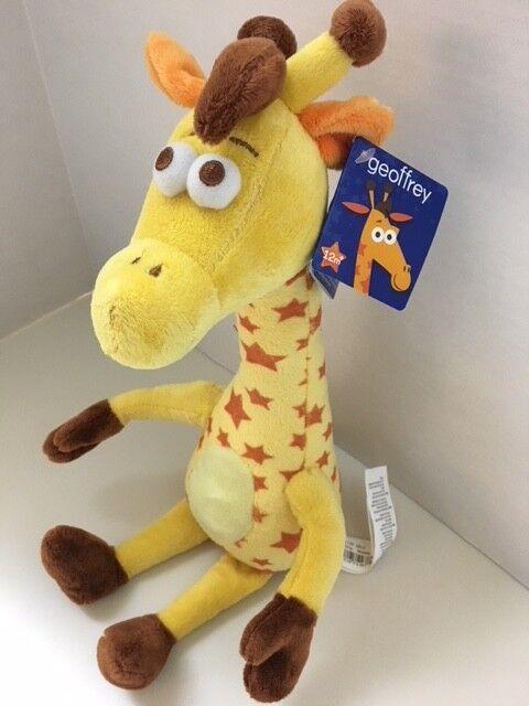 Toys R Us Tru Geoffrey Giraffe Plush Doll 16in Stuffed Animal 2017