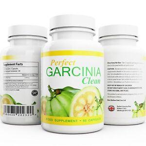 Garcinia-Plus-60-Clean-Natural-Slim-Weightloss-Pills-Capsules-Reduce-Appetite