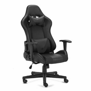 180-Lying-Gaming-Chair-Racing-Style-Home-Office-Ergonomic-Swivel-Rolling-Chair