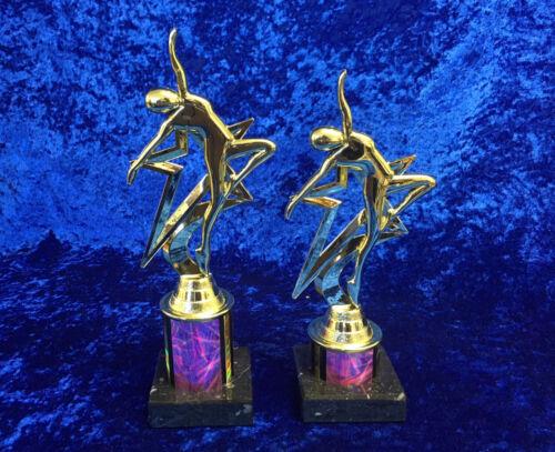 Gold Star DANSEUSE DANCE Award Trophy réalisation concurrence Gravure Gratuite