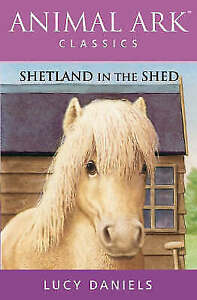 Daniels-Lucy-Shetland-in-the-Shed-Animal-Ark-Very-Good-Book