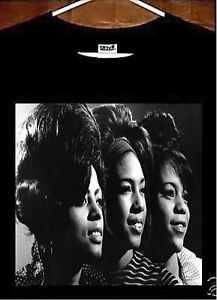 6acc12379284 The Supremes T Shirt; Diana Ross and The Supremes shirt | eBay