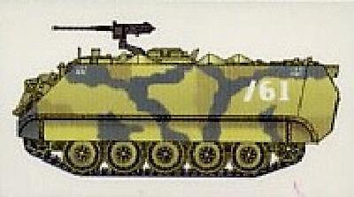 EASY MODEL 1//72 n° 035003 Char US M113A1//ACAV 8th MECHANIZED INFANTRY VIETNAM