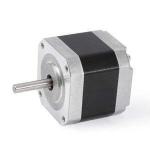 Mini-Stepper-Motor-Nema-17-60-48-40mm-4-wires-2-Phase-Bipolar-CNC-Router-Kit-GO1