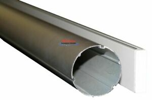 Aluminum Roller Shade Blind Rod Tube With Weight Bar