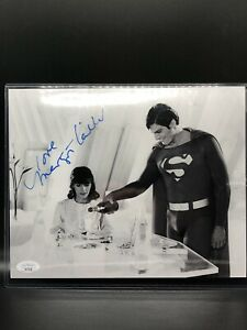 Margot-Kidder-Signed-Superman-8x10-Photo-JSA-COA