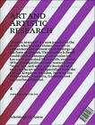 Art and Artistic Research: Music, Visual Art, Design, Literature, Dance by Tan Walchli, Corina Caduff, Fiona Siegenthaler (Hardback, 2010)