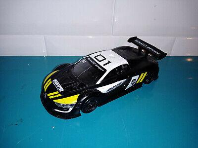 RENAULT SPORT RS01 INTERCEPTOR NOIR MAT 1//43 2015 NOREV JET CAR
