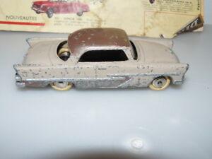 Dinky Toys Ancien Voiture Plymouth Belvedere Havane Référence 24 D Rare